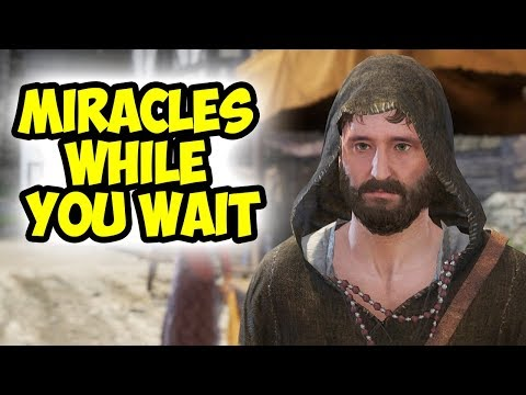 Kingdom Come: Deliverance   Miracles While You Wait Side Quest