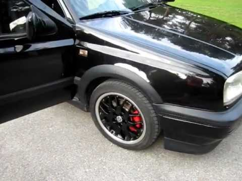 vw golf iii gti edition youtube. Black Bedroom Furniture Sets. Home Design Ideas