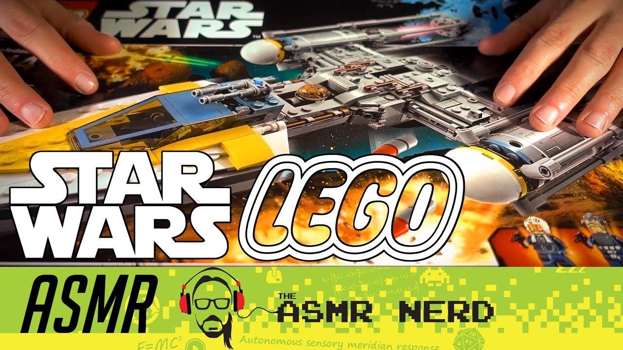 Asmr Whisper Building Star Wars Lego Relaxing Asmr Sounds For Sleep