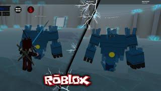Roblox → Ra'Thae The Ice King !! - Swordburst Online ‹ Murilo ›