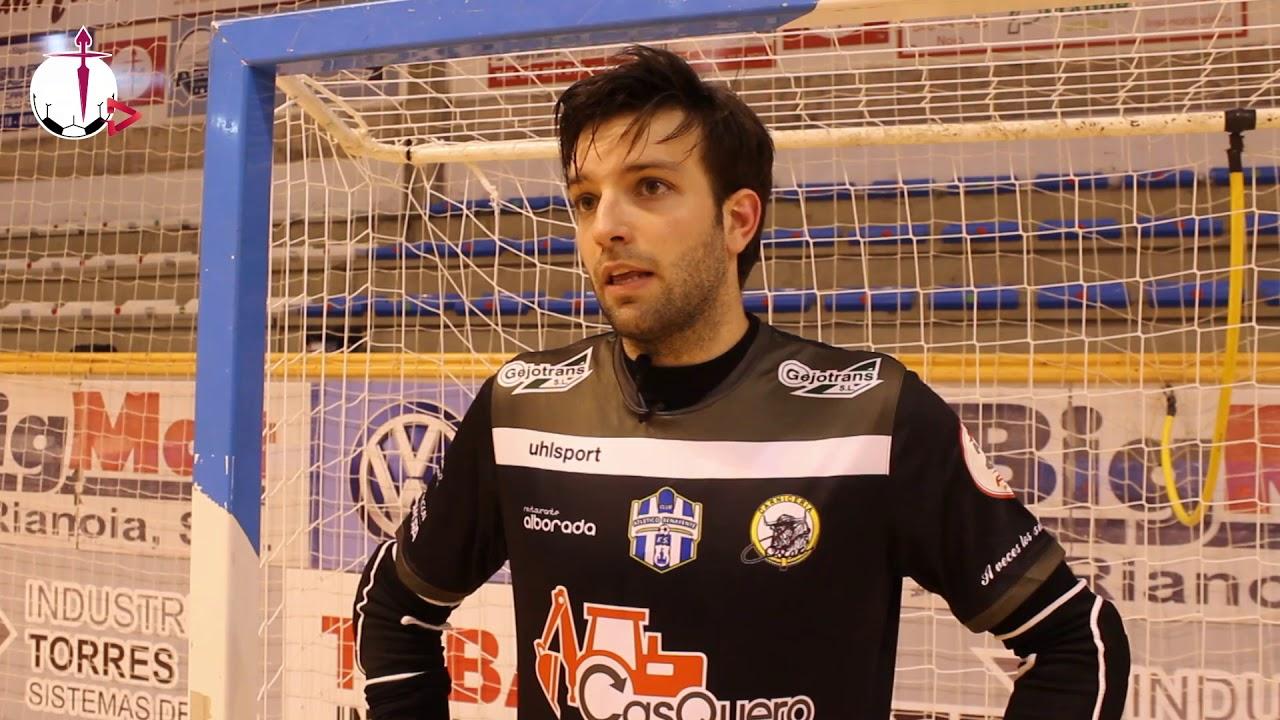 """Marcos Vara: """"Lo hemos tenido con el 1-3, pero al final se nos ha escapado"""""""