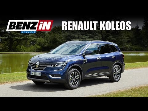 renault koleos test s r benzin tv 2016 youtube. Black Bedroom Furniture Sets. Home Design Ideas