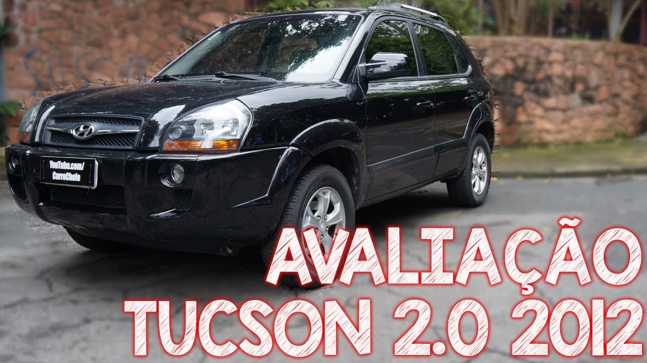 Avaliação Hyundai Tucson 2.0 2012 automática - SUV usados ...