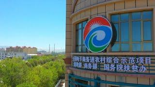 GLOBALink | Rural e-commerce revives China-Kazakhstan border county