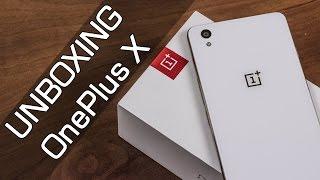 OnePlus X розпакування і перші враження. UNBOXING OnePlus X. Що всередині? Від FERUMM.COM