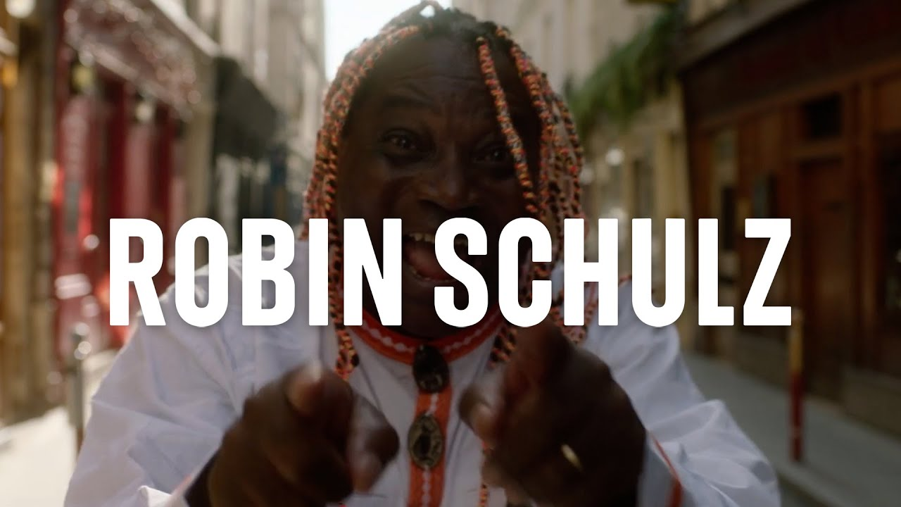 ROBIN SCHULZ & WES - ALANE (Official Making of)