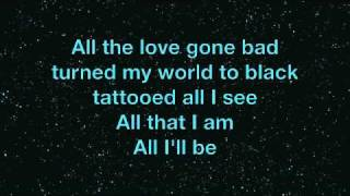 Pearl Jam - Black (w/ lyrics)