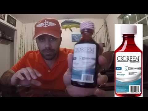 CBD Syrup CBD Reem CBD Oil Syrup