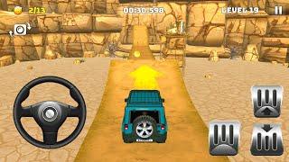 Android Gameplay Ep8 Master Car climb Racing 3D: Stunt 4x4 Offroad screenshot 3