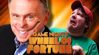 CANNIBAL PAT | Creature Game Nights (Wheel of Fortune)