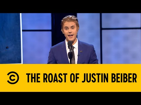 How Justin Ended Everyone | Roast Of Justin Bieber|Comedy Central Asia