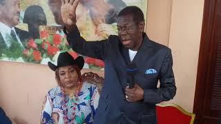 FOTSO Victor  parle a ces frères de l'ouest Cameroun. allez y doucement