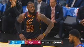 LeBron James CAN