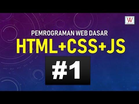 Seri Web Dasar : HTML, CSS, JavaScript (Introduction)