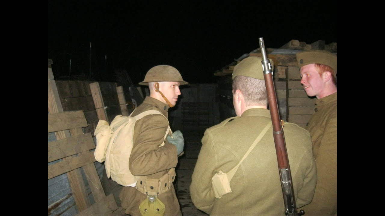 Weapons and Equipment of the WWI Doughboy