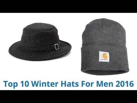 10 Best Winter Hats For Men 2016