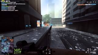 Battlefield 4 Beta - Hd7950 1ghz With Fps - Intel Xeon E3-1230v3