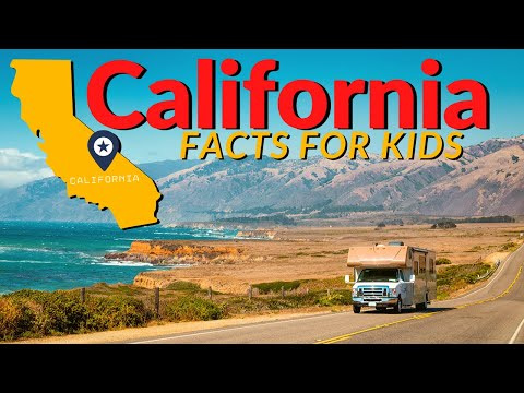 CALIFORNIA Facts | US States For Kids