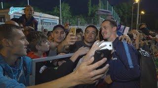 Скрытая камера «Зенит-ТВ» на матче в Уфе