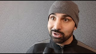 'EUBANK SNR WENT LOW' - PAULIE MALIGNAGGI REACTS TO HEATED PRESS CONFERENCE & EXPLAINS 50/50 COMMENT