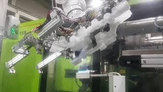 [HYROBOTICS] H5 ARTICULATED ROBOT FOR INJECTION MOLDING SYSTEM