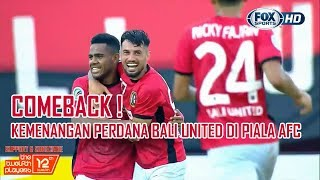 BALI UNITED VS FLC THANH HOA 3-1  ALL GOALS & EXTENDED HIGHLIGHT | ENGLISH COMMENTARY FOX SPORTS HD
