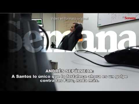 Video de Óscar Iván Zuluaga y el 'hacker' que estaba chuzando al proceso de paz.