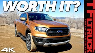 Here's How A Ford Ranger Can Easily Cost More Than An F-150