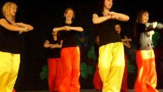 Hannah Montana-Hoedown Throwdown (line dance)