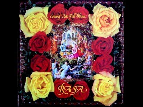 Rasa, Coming Into Full Bloom 1979 (vinyl record)