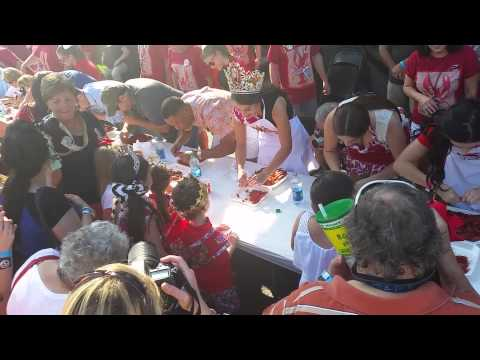 Crawfish Eating Contest