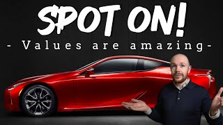 But Should You Buy A Lexus LC500?   Depreciation And Buying Guide.