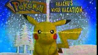 GMA Commercial - Pokemon: Pikachu's Winter Vacation