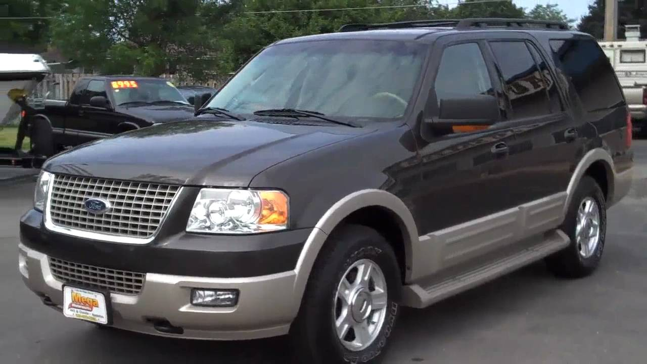 2005 Ford Expedition Ed Bauer Edition