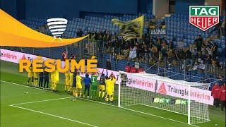 Montpellier Hérault SC - FC Nantes (0-3) (CDL BKT 1/16 de finale) - Résumé - (MHSC - FCN) / 2018-19