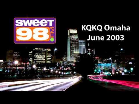 Sweet 98.5 Omaha Aircheck (2003)