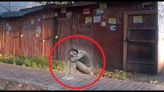 3 videos that capture ghosts. Ghosts in real life