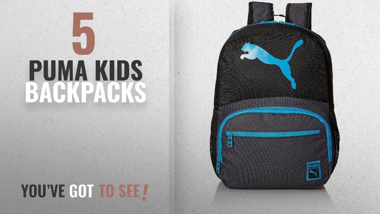 ba2b2d0d70 Best Puma Kids Backpacks  2018   PUMA Little Boy s Puma Cyclone Jr. Kids  Backpack Accessory