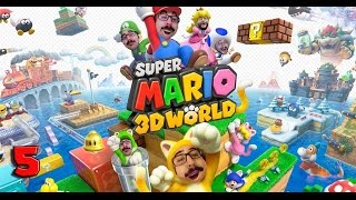 TOAD EL CANIBAL - MARIO 3D WORLD #5