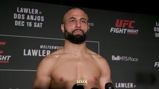 UFC on FOX 26: John Makdessi Compares Emotional Tristar Departure To 'Break Up In A Relationship'