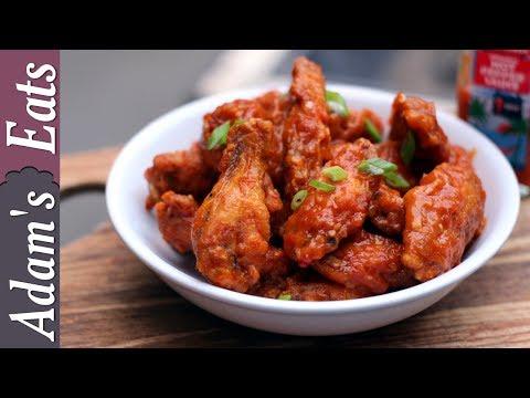 Buffalo Chicken Wings   How To Make Buffalo Wing Sauce