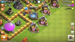 """Clash of Clans-""""Just having fun!""""-Tablet-(2)"""