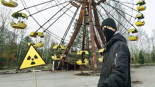 Winter Journey Across Chernobyl Exclusion Zone | Part 3