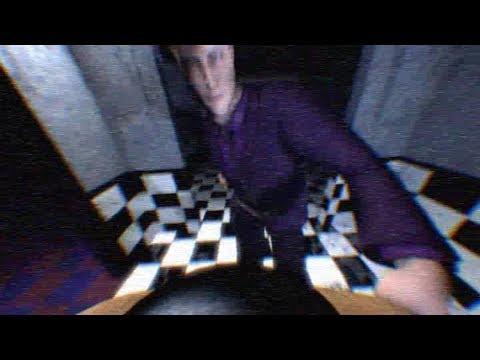 Purple Guy destroys Freddy Fazbear - Animatronic Prospect View (Five Nighs at Freddy's 3 mini game) thumbnail