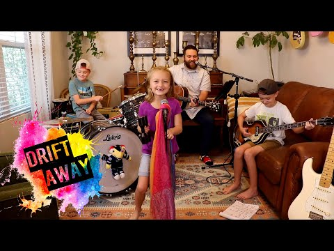 "Colt Clark and the Quarantine Kids play ""Drift Away"""