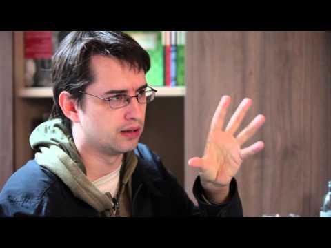 Clemens J. Setz über »Indigo« (Interview)