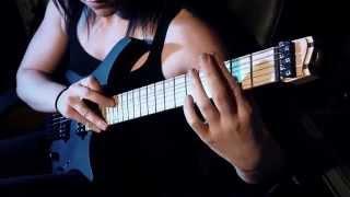 Leah Woodward // ALIASES //  Guitar Playthrough #1