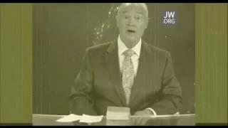 Świadkowie Jehowy protest przeciwko manifestacji