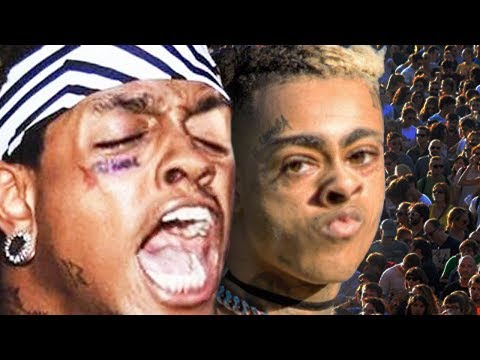 Ski Mask's Worst Live Performance ft XXXTENTACION