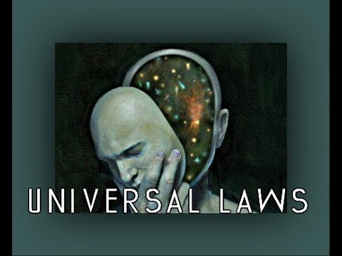 The Power of Thought & Laws of The Universe! (Law Of Attraction)